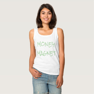 Money Attraction Tank Top