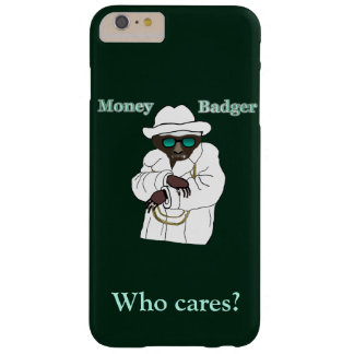 Money Badger Barely There iPhone 6 Plus Case
