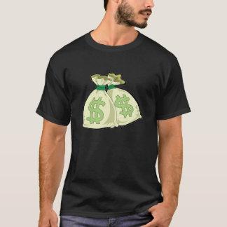 Money Bags; Sleek T-Shirt