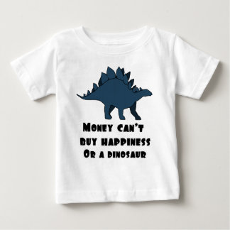Money Can't Buy Happiness Baby T-Shirt
