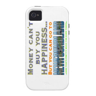 MONEY CAN'T BUY YOU HAPPINESS iPhone 4/4S COVERS