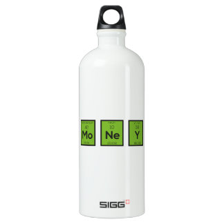 Money Chemical Element Funny Z3z08 SIGG Traveller 1.0L Water Bottle