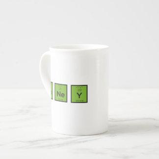 Money Chemical Element Funny Z3z08 Tea Cup