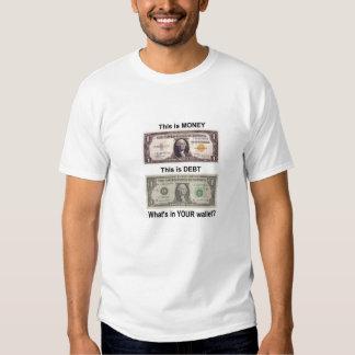 Money Debt T-shirt