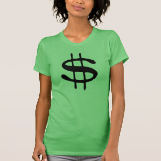 Money Dollar Sign T-Shirt