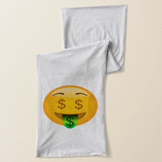 Money Emoji Scarf