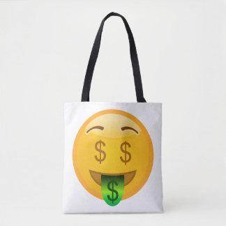 Money Emoji Tote Bag