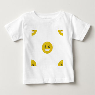 money eye emoji baby T-Shirt