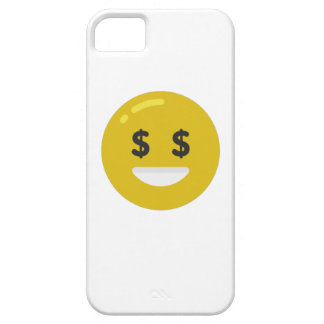 money eye emoji iPhone 5 cover