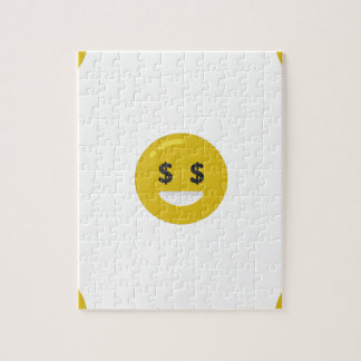 money eye emoji jigsaw puzzle