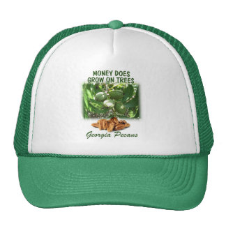 Money grows on trees cap. cap