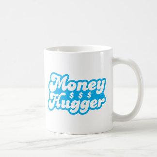 Money Hugger Basic White Mug