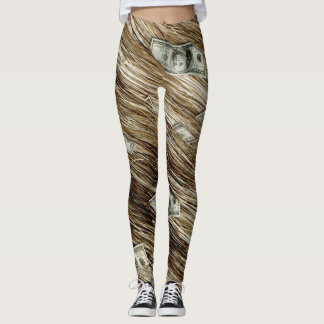 Money in The Straw Leggings