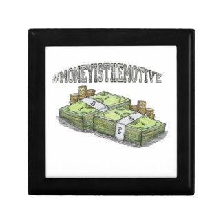 Money is the Motive Collection Gift Box