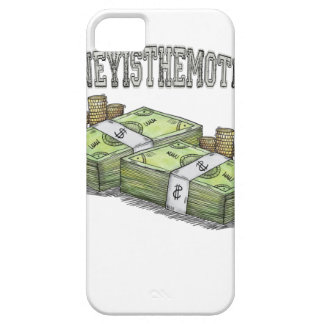 Money is the Motive Collection iPhone 5 Cases