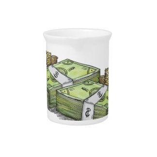 Money is the Motive Collection Pitcher