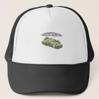 Money is the Motive Collection Trucker Hat