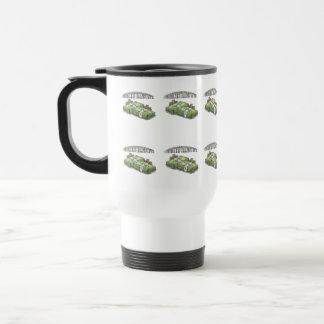 #Money Is The Motive commuter mug
