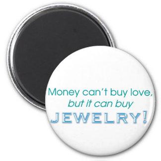 Money &  Jewelry Magnets