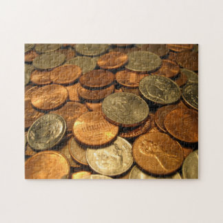 MONEY JIGSAW PUZZLE