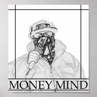 MOney MInd Poster
