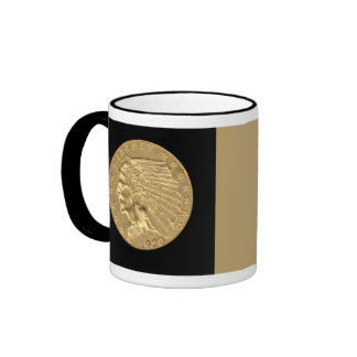 Money Mugs - American Gold Coins