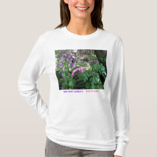 Money Plant and Bleeding Hearts T-Shirt