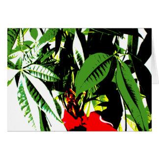 Money Plant Card