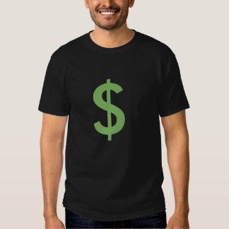 Money Sign Men's Basic Dark T-Shirt