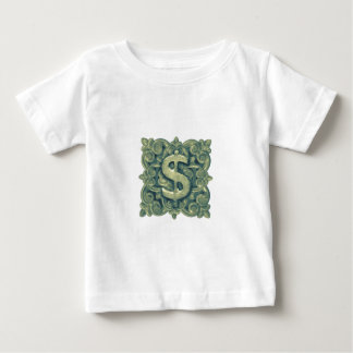 Money Symbol Ornament Baby T-Shirt