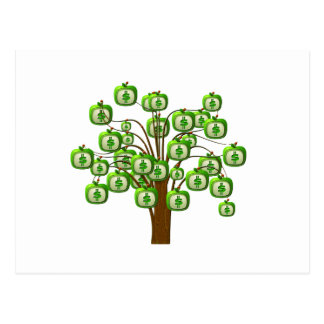 money tree postcard