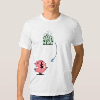 moneybags625, untitled, piggy-bank tee shirt