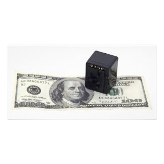 MoneyBankVault070109 Photo Card