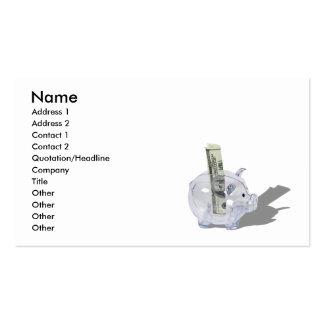MoneyPiggyBank092110, Name, Address 1, Address ... Business Cards