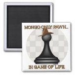 Mongo only pawn in game of life.