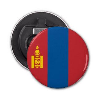 Mongolia Flag Bottle Opener