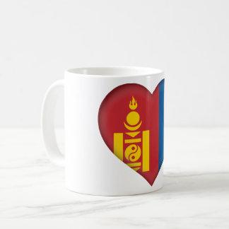 Mongolia Flag Coffee Mug