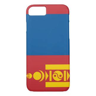 Mongolia Flag iPhone 7 Case