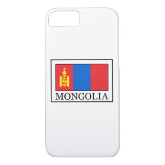 Mongolia iPhone 7 Case