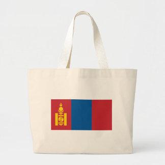 Mongolia Large Tote Bag