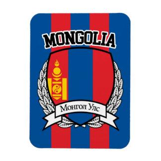 Mongolia Magnet