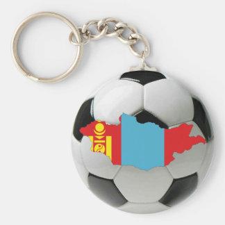 Mongolia national team keychain