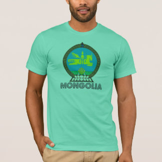 Mongolian Emblem T-Shirt