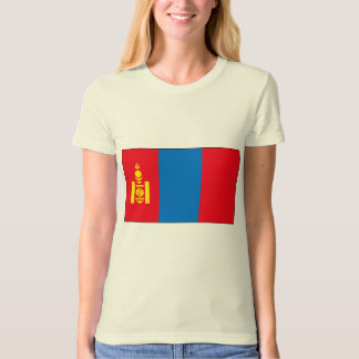 Mongolian Flag T-shirts and Gifts