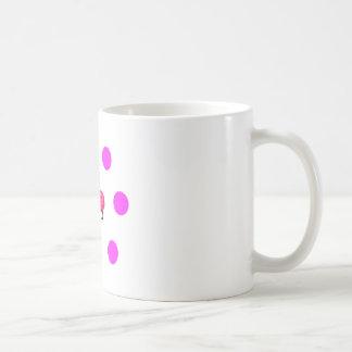Mongolian Language of Love Design Coffee Mug
