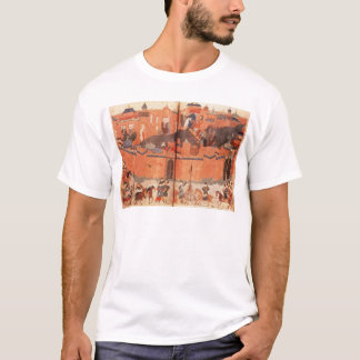 Mongols under the leadership of Hulagu Khan T-Shirt