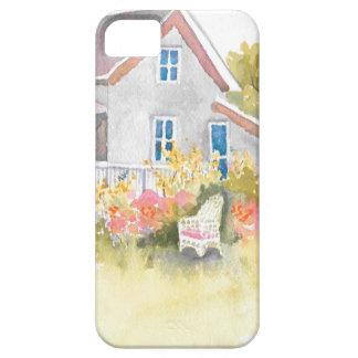 Monhegan Cottage J Kilburn Case For The iPhone 5