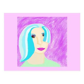 Monica Postcard