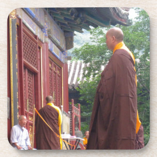 Monk Drink Coaster