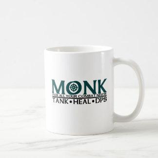 Monk Coffee Mugs
